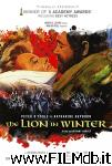 poster del film the lion of the winter