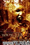 poster del film wrong turn 2: dead end [filmTV]