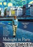 poster del film Midnight in Paris