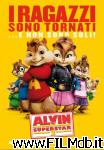poster del film alvin superstar 2