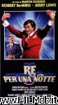 poster del film re per una notte