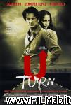 poster del film u turn - inversione di marcia