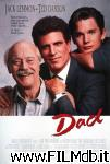 poster del film dad - papà
