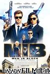 poster del film men in black: international