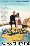 poster del film blue in the face