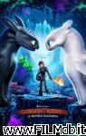 poster del film how to train your dragon: the hidden world