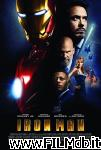 poster del film iron man