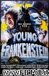 poster del film frankenstein junior