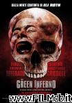 poster del film the green inferno