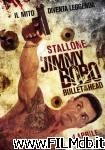 poster del film jimmy bobo - bullet to the head