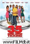 poster del film 35 and ticking
