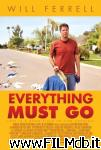 poster del film everything must go
