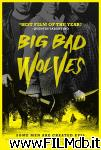 poster del film big bad wolves - i lupi cattivi