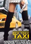 poster del film new york taxi
