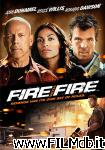 poster del film fire with fire