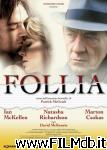 poster del film follia