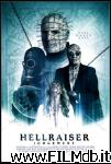 poster del film hellraiser: judgment [filmTV]