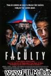 poster del film the faculty