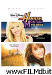 poster del film hannah montana: the movie