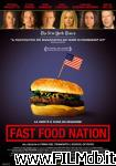 poster del film fast food nation