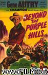 poster del film beyond the purple hills