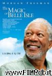 poster del film the magic of belle isle