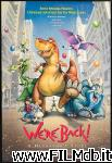 poster del film we're back! a dinosaur's story