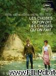 poster del film Les choses qu'on dit, les choses qu'on fait