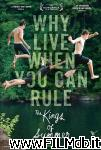 poster del film the kings of summer