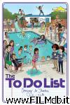 poster del film the to do list - l'estate prima del college