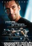 poster del film real steel