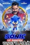 poster del film Sonic the Hedgehog