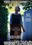 poster del film aquarius