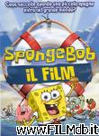 poster del film the spongebob - il film