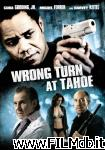 poster del film wrong turn at tahoe - ingranaggio mortale