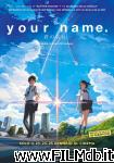poster del film your name.