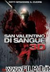 poster del film my bloody valentine 3d