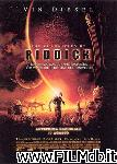 poster del film the chronicles of riddick
