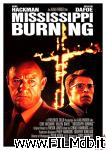 poster del film mississippi burning - le radici dell'odio