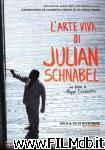 poster del film julian schnabel: a private portrait