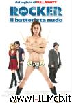 poster del film the rocker - il batterista nudo