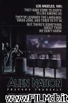 poster del film alien nation - nazione di alieni