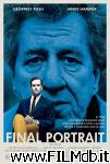 poster del film Final Portrait - L'arte di essere amici