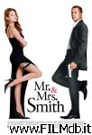 poster del film mr. and mrs. smith