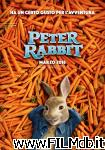 poster del film peter rabbit