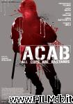 poster del film acab - all cops are bastards