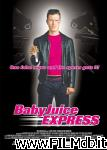 poster del film The Baby Juice Express