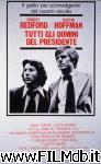 poster del film all the president's men