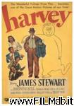 poster del film harvey