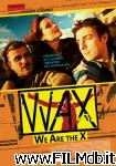 poster del film WAX: We Are the X